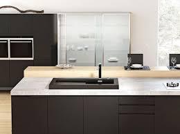 keramik glas und stahl in der küche schöner wohnen