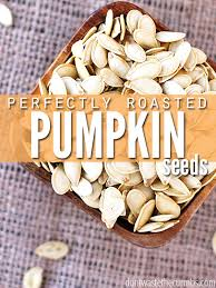 Dry Roasted Shelled Pumpkin Seeds by Recipe Perfectly Roasted Pumpkin Seeds