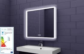 www aqua de weiß aluminium led beleuchtung badezimmer