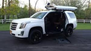 Wheelchair Van For Sale 2016 Cadillac Escalade Premium Accessible With