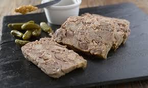 terrine de pâté maison au jambon au porc et au veau trucs pratiques