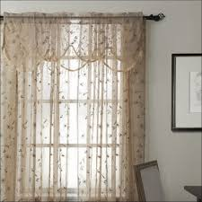 serenade sheer window curtain panelsbed bath beyond for with