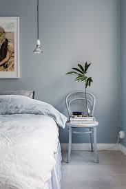 The Designers Small Space Trick That Makes Any Room Look Larger Blue Grey Paint ColorShades