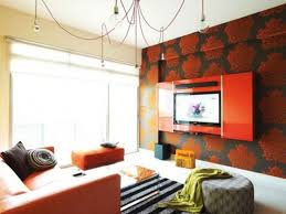 Living Room Paint Pattern Ideas Wall Painting Designs Handetalo For