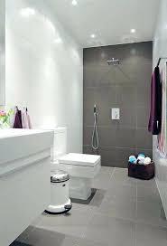 big tile backsplash bathrooms design glazed ceramic tile black and