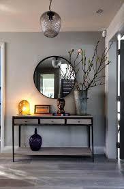 bureau des entr馥s quel miroir d entrée choisir pour intérieur jolies idées en