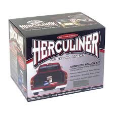 100 Rubber Truck Bed Liner Herculiner Kit Gray Model HCL 1 G B Northern