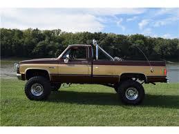 100 1984 Gmc Truck GMC Sierra Grande For Sale ClassicCarscom CC1051670