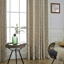 vorhang verdunkelung ranke design für schlafzimmer