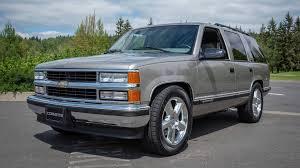 100 Tahoe Trucks For Sale LS9Powered Chevy Fails To Sell