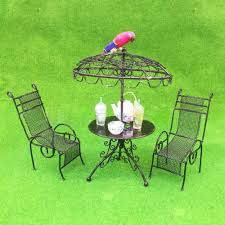3pcs 1:12 Dollhouse Miniature Furniture Model Outdoor Table Chairs Set 3  Colors Hampton Bay Statesville 5piece Padded Sling Patio Ding Set With 53 In Glass Top Garden Fniture Wikipedia 6 Seater Outdoor Fniture Table And Chairs Cushion Sets Mandaue Foam Great Round Remodel Torino 7 Piece A Guide To Chair Height Branch Outdoor Table Metal From Trib 4 Bistro Steel Heart Cream Devoko 9 Pieces Space Saving Rattan Cushioned Seating Back Sectional