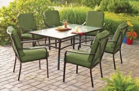 Mainstay Patio Furniture Company by Mainstays Crossman Cushions Walmart Replacement Cushions