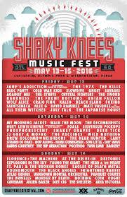 Win Tickets To Shaky Knees Festival 2016