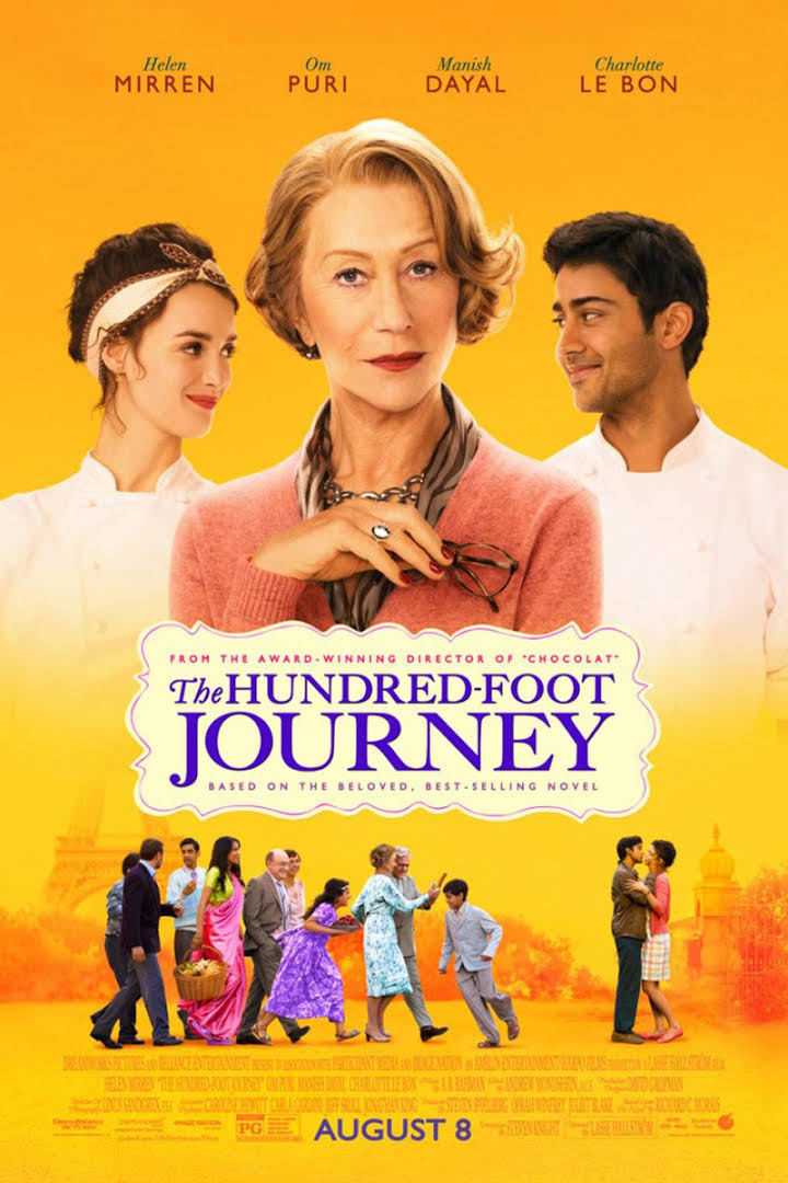 The Hundred-Foot Journey-The Hundred-Foot Journey