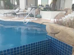 blastmastertile swimming pool tile pebble tec