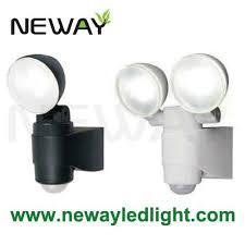 guard led security light pir motion sensor spotlight