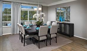 Kenrick Model Dining Room Deck