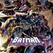 Batman Odyssey 2011 2012