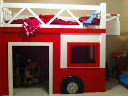 Fire Engine Bed Plans - Home & Furniture Design - Kitchenagenda.com Fire Truck Bed Wood Plans Wooden Thing Firefighter Dad Builds Realistic Diy Firetruck For His Son Bedroom Bunk Inspiring Unique Design Ideas Twin Kiddos Pinterest Trucks With Tents Home Download Dimeions Usa Jackochikatana Size Woodworking Plan Bed Trucks Child Bearing Hips The Incredible Make A Toddler U Thedigitalndshake Engine Back Casen Alex Engine Loft Beds Fire