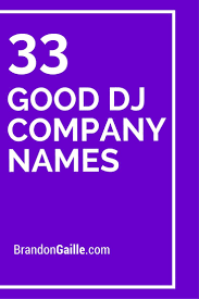 100 Trucking Company Names 150 Good DJ To Inspire Ideas Catchy Slogans