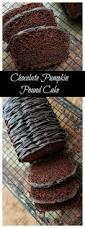 Healthy Chocolate Pumpkin Desserts by Chocolate Pumpkin Pound Cake Chocolate Chocolate And More