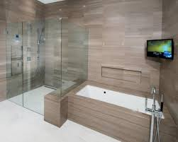 bamboo marble shower tub walls and tub skirt white himalaya