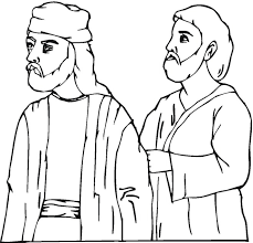 Free Religious People Coloring Pages