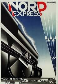 The Nord Express Was A Poster