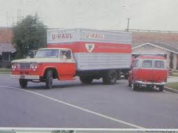 100 Uhual Trucks 196162 D500 Love This Old Unit Wonder If The Panel Truck Is Part