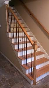 11 Best Railings Images On Pinterest | Wood And Metal, Banisters ... Stairs How To Replace Stair Spindles Easily How To Replace Stair A Full Remodel At The Stella Journey Home Visit Website The Orange Elephant In Room Chris Loves Julia Banister Spindle Replacement Replacing Wooden Balusters Wrought Iron Dallas Spindles 122 Best Staircase Ideas Images On Pinterest Staircase Open Handrail Vs Half Wall Basement Remodeling Ideas Dublin Ohio Wrought Iron Google Search For Home Stalling Banister Carkajanscom Oak Top Latest Door Design Remodelaholic Renovation Using Existing Newel