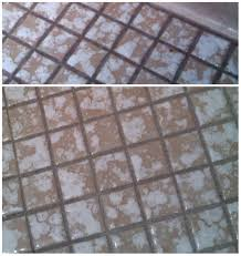 cleaning grout with oxiclean cleaning grout with