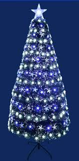 Fiber Optic Christmas Tree New Fibre 4ft Argos