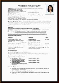 Best Cv Samples For Freshersbest Resume Mechanical Engineers Freshers Sample With Regard To