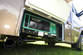 Generac Portable Generator Shed by How To Select The Best Rv Generator For Your Rv Rvshare Com
