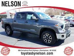 New 2018 Toyota Tundra For Sale | Stanleytown VA | 5TFDY5F10JX729891 Used 2016 Toyota Tundra Sr5 For Sale In Deschllonssursaint Slate Gray Metallic Limited Crewmax 4x4 Trucks 2017 Toyota Tundra Tss Offroad Truck West Palm Sale News Of New Car Release 2018 Trd Sport Debuts Kelley Blue Book Near Dover Nh Sales Specials Service 2014 Lifted At Warrenton Virginia Cab Pricing Features Ratings And 2012 4wd Coeur Dalene Pueblo Co
