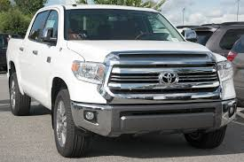 New 2017 Toyota Tundra 1794 Edition CrewMax In Orlando #7820170 ...