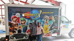 Mobile Video-game Truck Proving Popular | The Royal Gazette ... Xtreme Tactical Laser Tag By Gamepad Mvps Birthday Party Ideas Nike Mens Home Game Jersey Dallas Cowboys Dak Prescott 4 Girls Having Fun Dancing At A Mobile Video Truck Abuja The Oral History Of The Runaway Golf Cart Complex Travel To Ldon Afterwords Six Goals Fights And Reasons To Believe In Author Whose Family Owned Tv Shows Southfork Ranch Say Gamers Dfw Highland Village Denton Where Watch Super Bowl 50 In Yard Best Idea Greater Columbus Ohio Rolling Coppell Street That Comes You Youtube