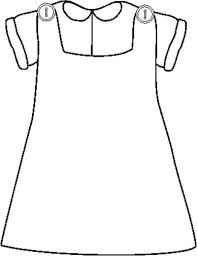 Laundry And Clothing Coloring Pages