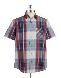 UPC Guess Plaid Sportshirt