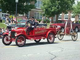 100 Antique Fire Truck Lake George Warren County New York Truck Lake