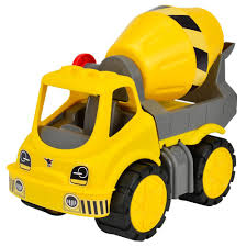 100 Big Truck Toys BIG Cement Mixer Power Worker