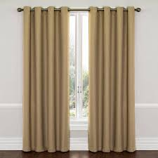 Walmart Grommet Blackout Curtains by Eclipse Wyndham Grommet Energy Efficient Blackout Curtain Panel