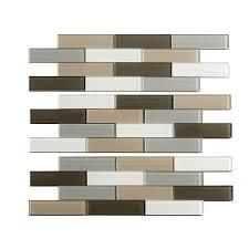 Menards Beveled Subway Tile by Kitchen Home Depot Backsplash Tile With Simple Design And