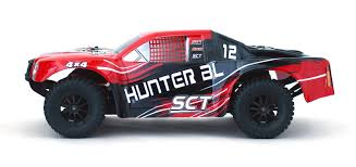 100 Short Course Truck DHK HOBBY HUNTER BRUSHLESS 110 4WD SHORT COURSE TRUCK READY TO