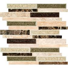 Backsplash Glass Tile Cutting by Mesh Tile Backsplash Cut Stone Tile Cut Stone Tile Com Source A