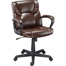 staples montessa ii luxura managers chair brown staples