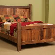Farmhouse Queen Size Bed