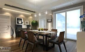 Dining Room Pendant Light Impressing Hanging Above Table Of Lights From