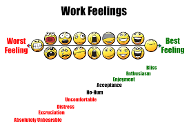 Enthusiasm At Work