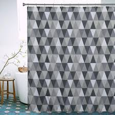 Grey Geometric Pattern Curtains by Online Get Cheap Triangle Curtains Aliexpress Com Alibaba Group
